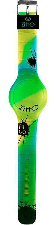 Zitto Summer FLUO - Camo Green