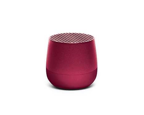 Lexon Mino Bordeaux Mini Speaker Bluetooth Ricaricabile