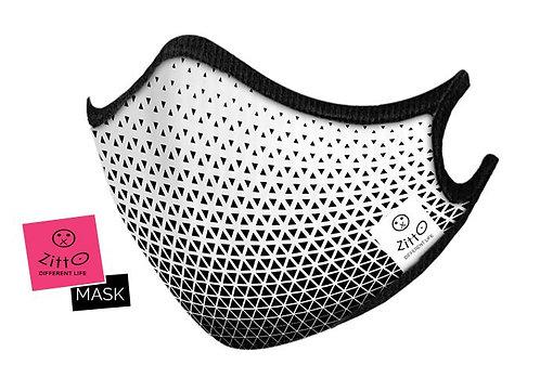 Sporty White - Zitto Mask