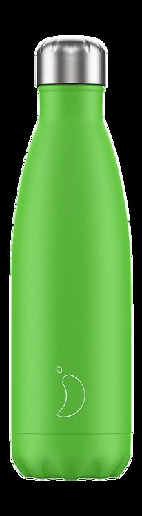 CHILLY'S BOTTLE Neon Green 500 ml