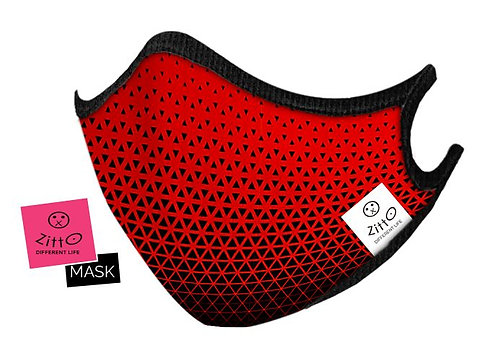 Sporty Red - Zitto Mask