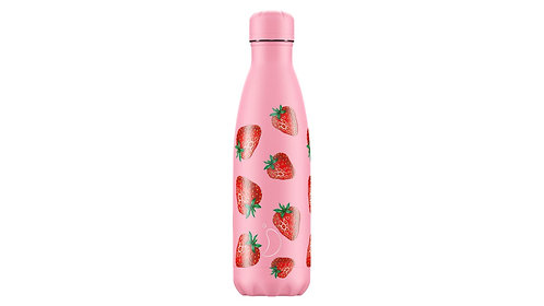 CHILLY'S BOTTLE ICONS Strawberry 500 ml