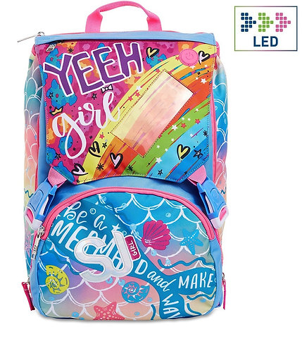 OCEANLED GIRL | Zaino Seven Sdoppiabile BIG SJ GANG - vista davanti