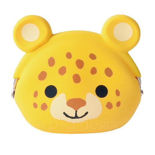 MIMI POCHI FRIENDS - Leopard