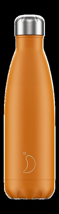 CHILLY'S BOTTLE Neon Orange 500 ml