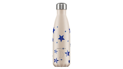 CHILLY'S BOTTLE Emma Bridgewater Blue Star 500 ml