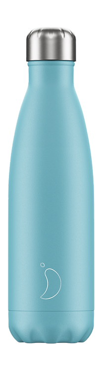 CHILLY'S BOTTLE Pastel Blue 500 ml