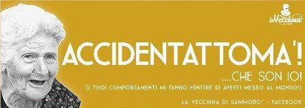 #ACCIDENTATTOMA'