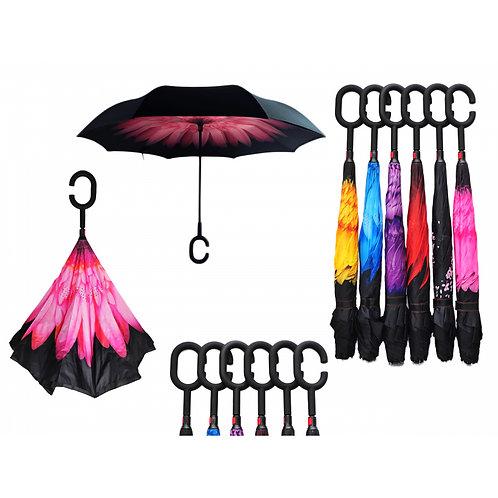 Ombrelli apertura inversa FANTASIA INTERNA