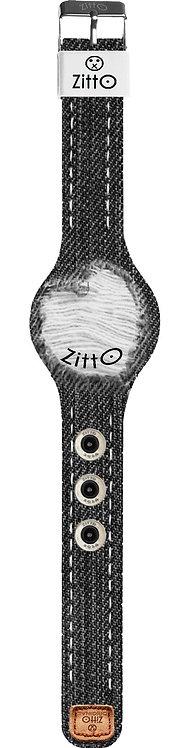 Zitto Street JEANS -Black Jacket