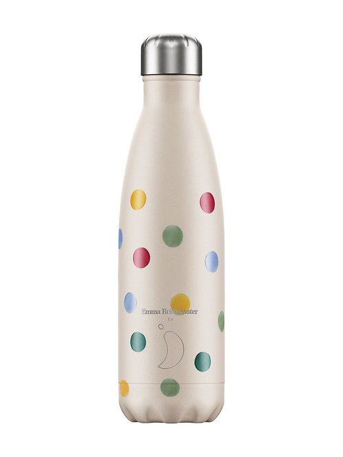CHILLY'S BOTTLE Emma Bridgewater Polka Dot 500 ml