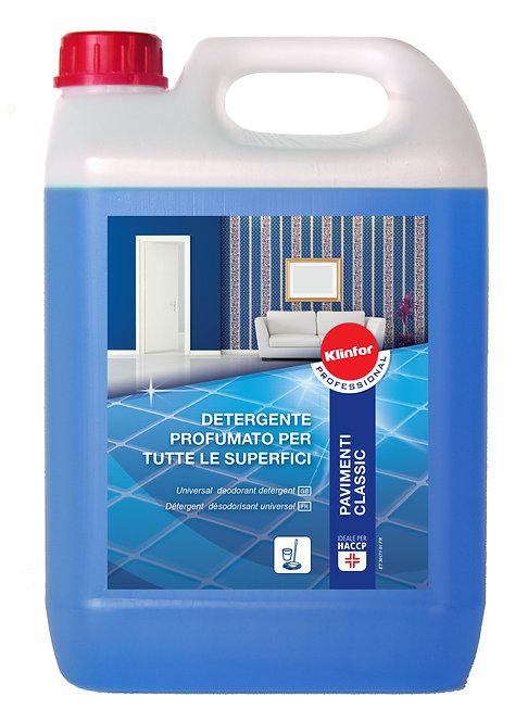 Detergente pavimenti KLINFOR Professional PAVIMENTI CLASSIC Kg.5