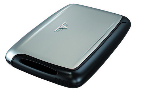 CARD CASE CLASSIC - Silver Arrow