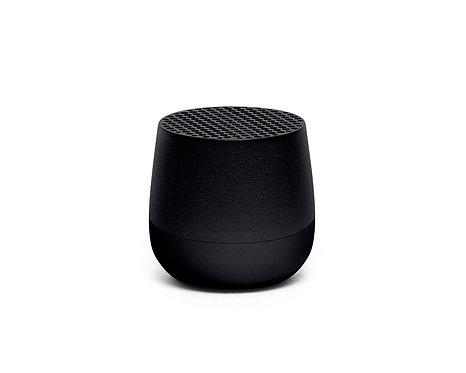 Lexon Mino Nero Mini Speaker Bluetooth Ricaricabile