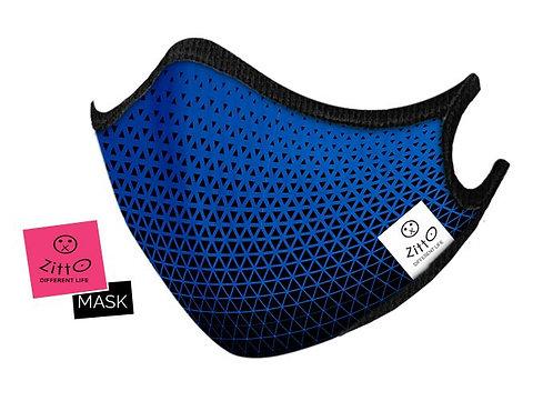 Sporty Blue - Zitto Mask