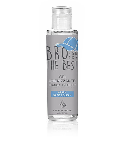 Gel igienizzante BROTHER YOU ARE THE BEST 100ml