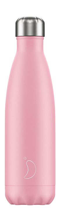 CHILLY'S BOTTLE Pastel Pink 500 ml