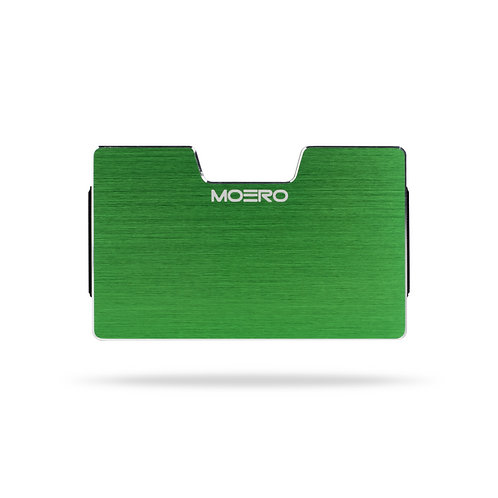 MOERO ClipCard Green