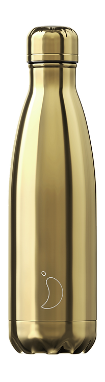 CHILLY'S BOTTLE Chrome Gold 500 ml