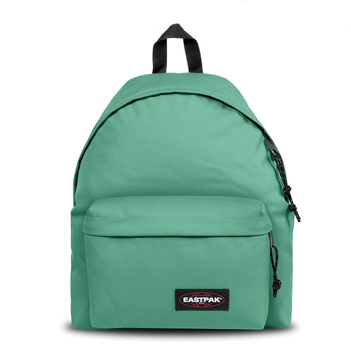 Zaino Eastpak Padded Melted Mint vista frontale