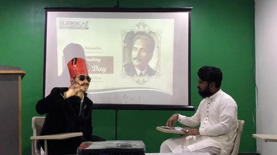 Iqbal Day