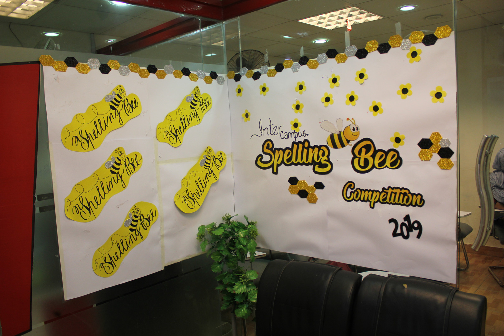 Spell bee compitition