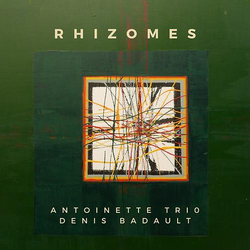 Rhizomes I Antoinette trio & Denis Badault