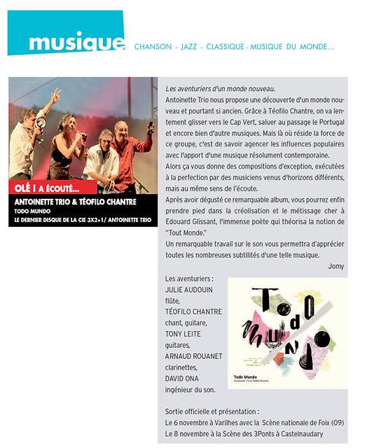 ARTICLE OLE CD TODO MUNDO.jpg