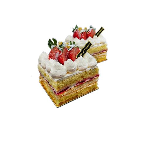 Strawbery Cake