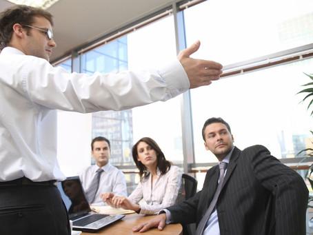 8 dicas para apresentar melhor a sua empresa