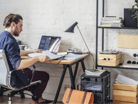 Mantenha a produtividade no trabalho em casa, 6 dicas de como melhorar o rendimento