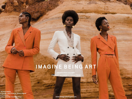 Brand Spotlight: Imagine Being Art