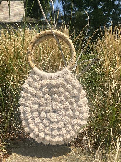 Ring Crochet Clutch