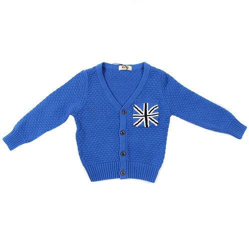 Moejoe Boy England Flag Sweater