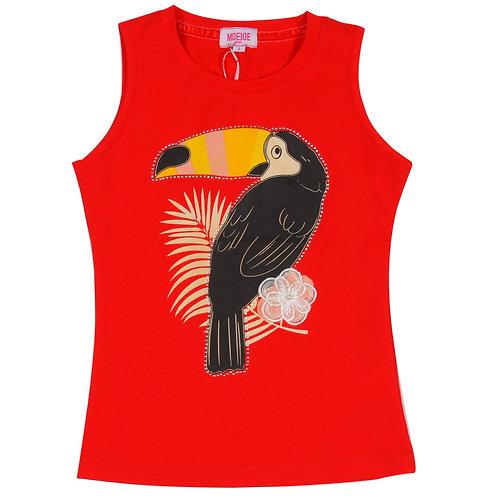 Bird Short Sleeves Tee