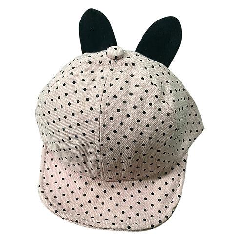 Moejoe Polkadot Rabbit Hat
