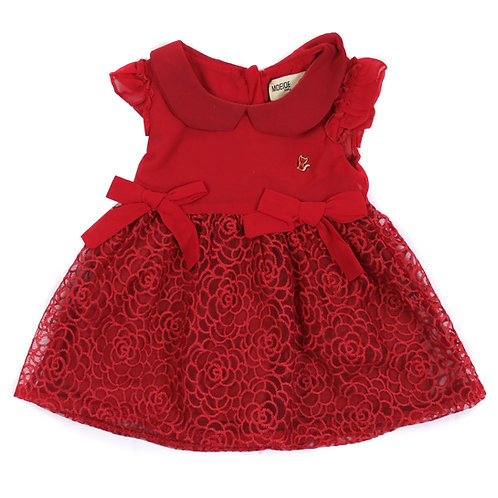 Moejoe Baby Girl Cat Dress