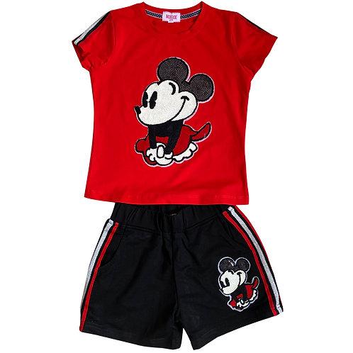 Moejoe Girl Mickey Simple Set