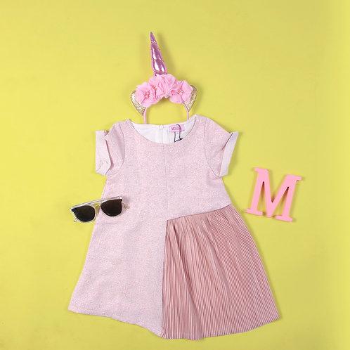 Ruby Half Ruffe Dress