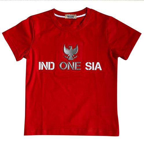 Moejoe Boy Indonesia Printed Tee