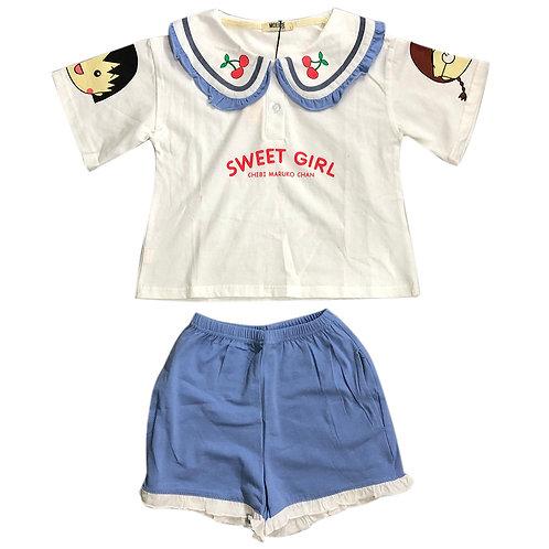 Moejoe Maruko Pajamas Set