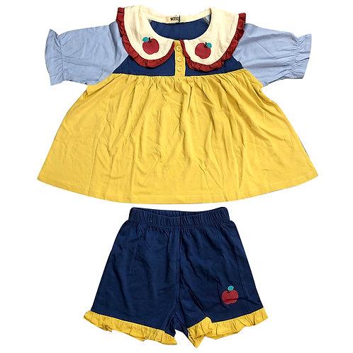 Moejoe Sailor Pajamas Set