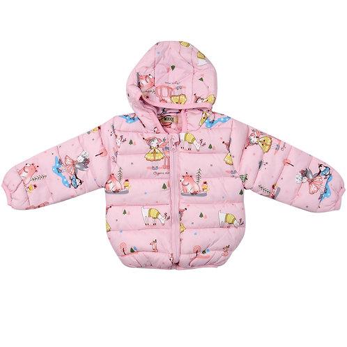 Moejoe Winter Pink Jacket