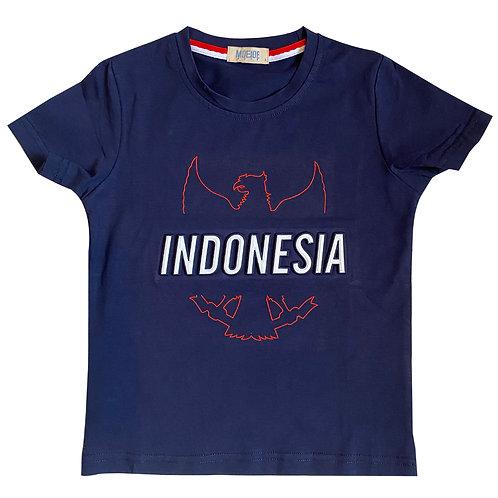 Moejoe Boy Indonesia Printed T-Shirt
