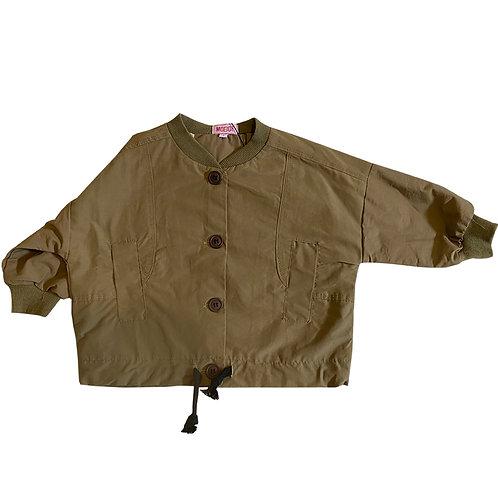Moejoe Simple Oversize Jacket