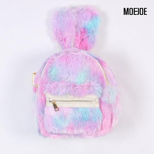 MOEJOE Rabbit Fluffy Bag