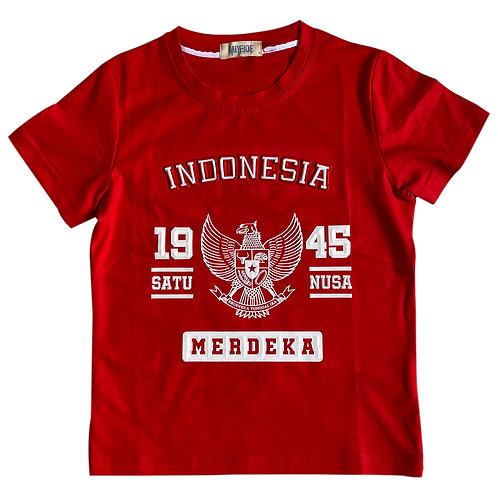 MOEJOE Indonesia Simple Tee