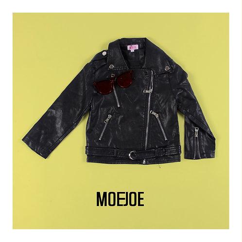 Metalic Black Jacket