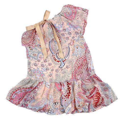 Moejoe Girl Half Sleeve Dress