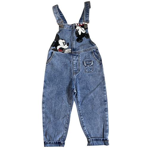 Moejoe Girl Mickey Jumper Jeans